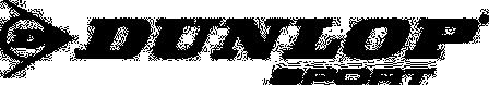 Die Abbildung zeigt das Logo der Marke Dunlop