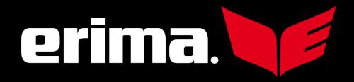 Logo der Sportmarke erima